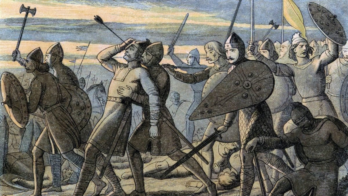 Here is how English survived the Norman Conquest?