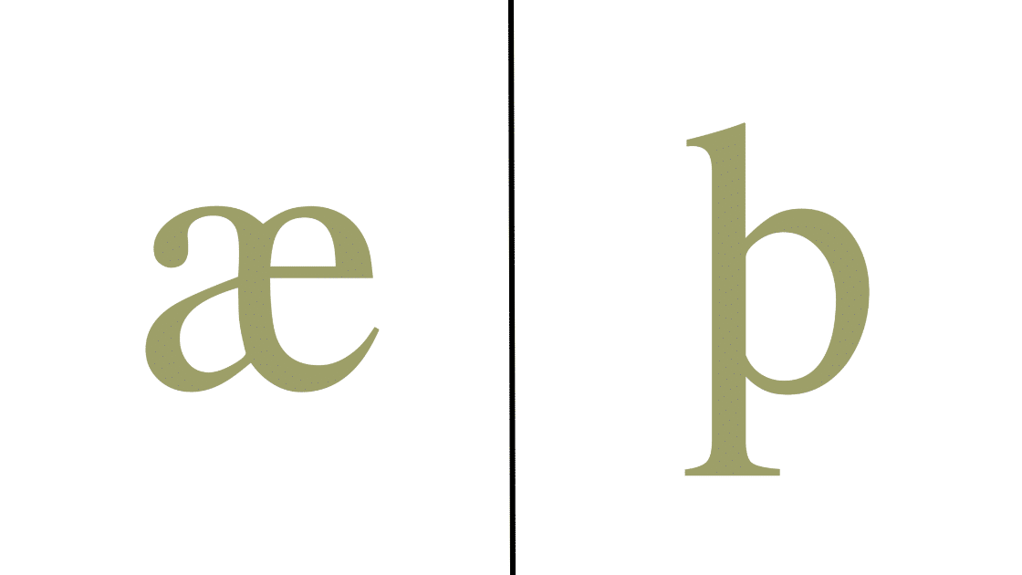 Here Are The Seven Letters That Do Not Exist in The English Alphabet Anymore.