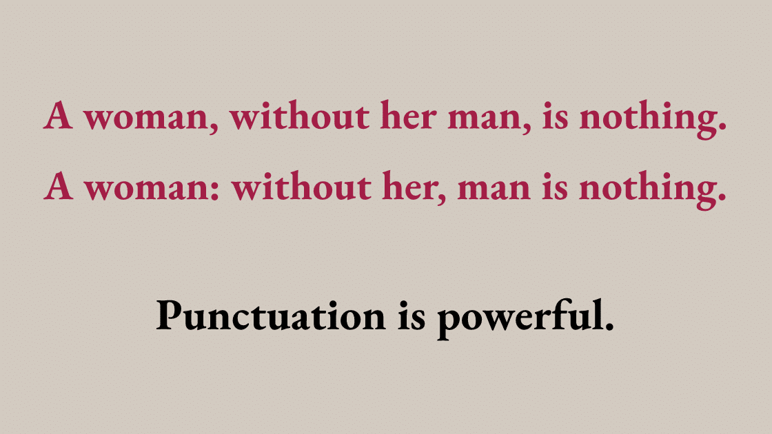 16 Hilarious Memes About the Importance of Grammar and Punctuation.