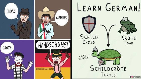30 hilarious reasons why the German language is the worst.