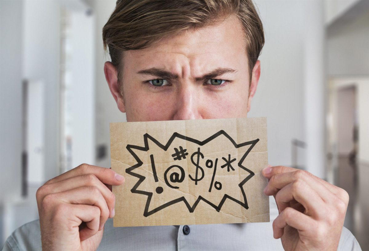 Study: People Who Curse a Lot Are Smarter and Have a Better Vocabulary Than Those Who Don't.