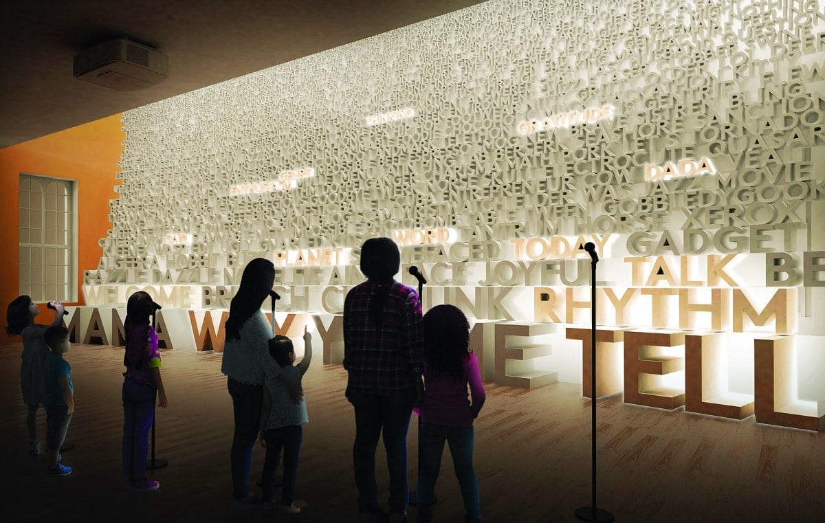 A museum dedicated entirely to words and language to open in Washington D.C.