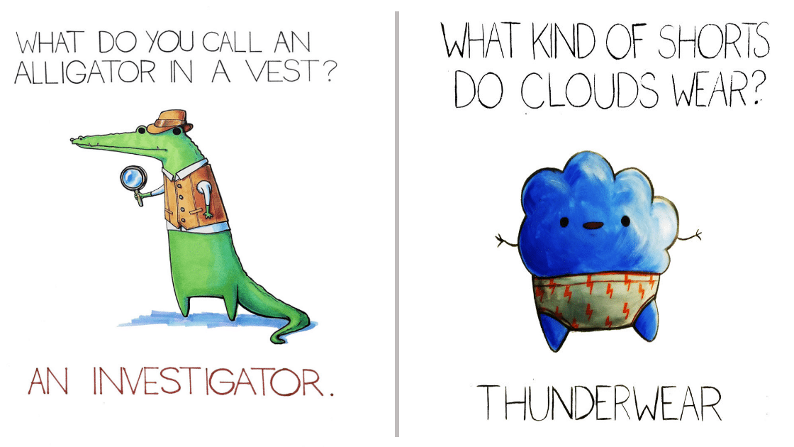 25 Funny Jokes and Puns For The Nerdy Brains.