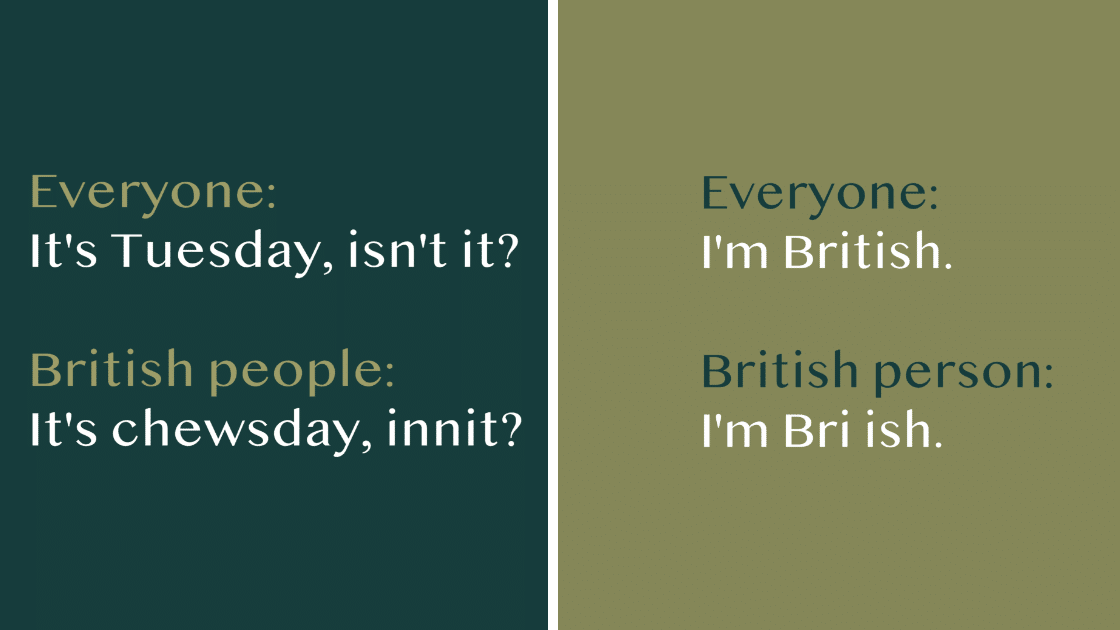 20 Hilarious Things Only British People Say.