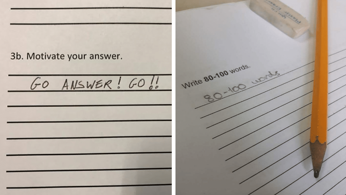35 People Who Took Instructions Literally And The Results Were Hilarious.