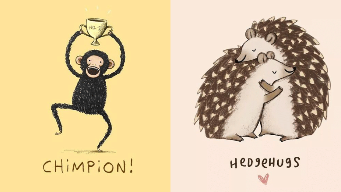 25 Amusing Animal Puns That Are Seriously A-dog-able.