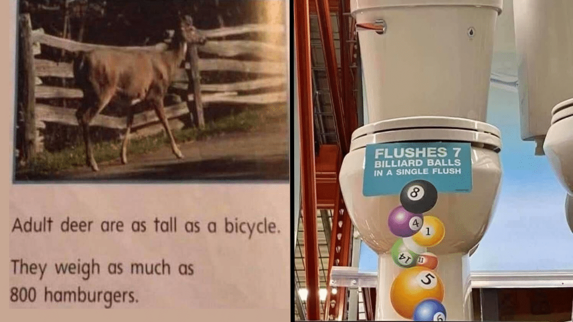 27 Examples That Show Americans Will Measure With Anything But The Metric System.